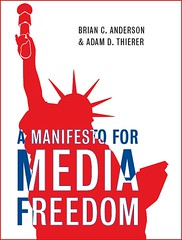 Manifesto for Media Freedom book cover