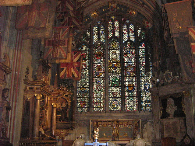 St, Michael's Chapel, Canterbury Cathedral, England