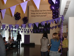 Picture Cadbury Party 022 (Saatchi & Saatchi) Tags: party cadbury