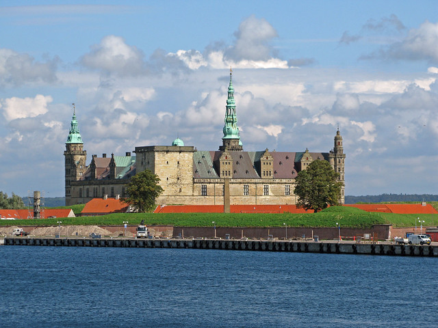 Kronborg from the Ferry