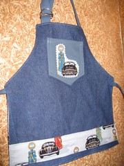 Reversible Car Apron, Child