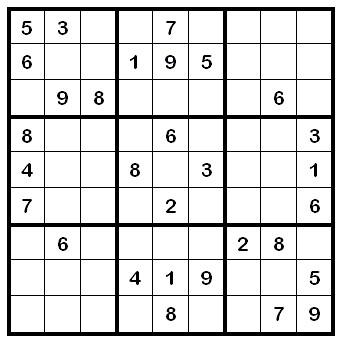 sudoku isanaki