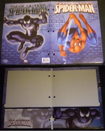 Spider-Man folder #2