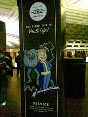 Vault Life!