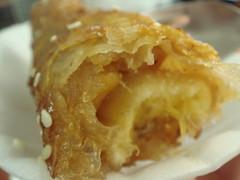 Inside The Deep Fried Banana