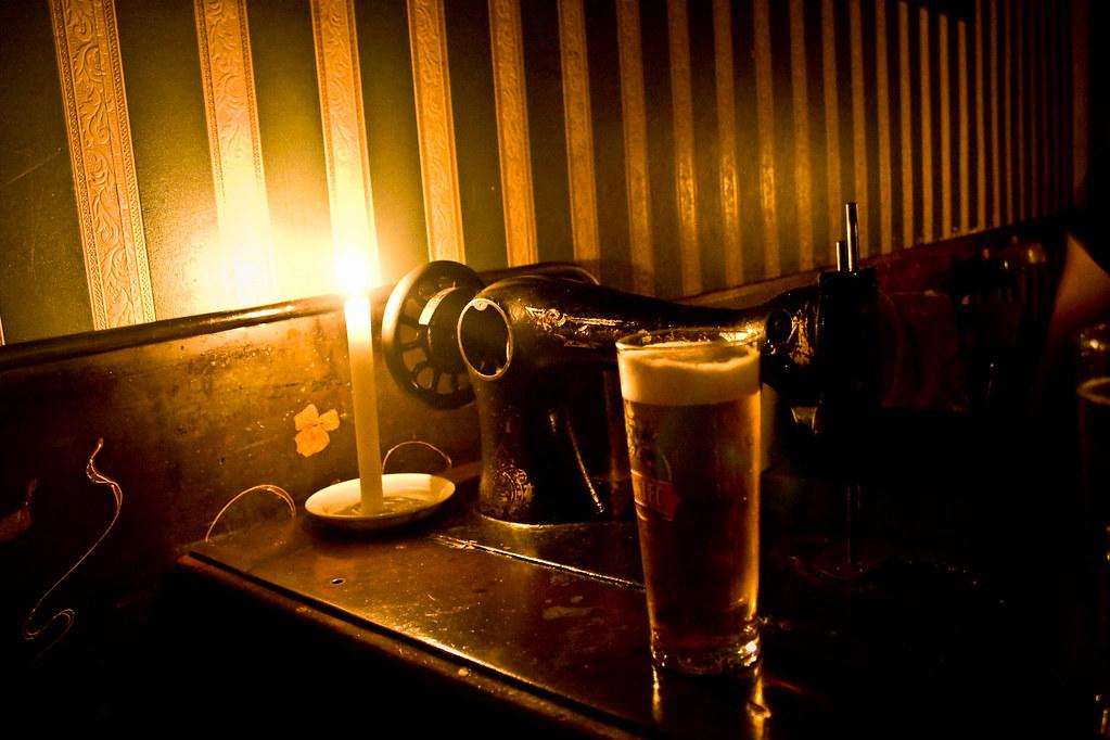 Singer Bar