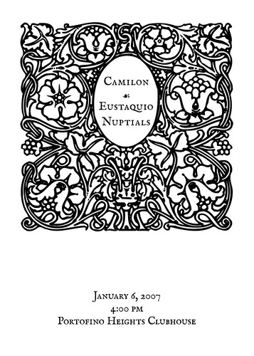 service-leaflet-cover-vintage