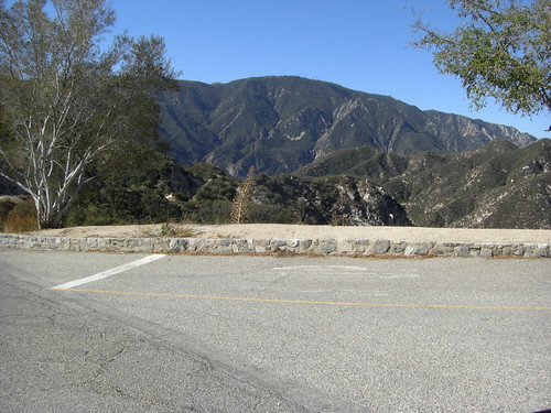 Angeles Crest Hwy Cruise