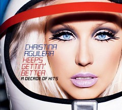 CARATULA NUEVO ALBUM (Christina Aguilera Chile) Tags: africa baby festival rising back artist jane christina sony pop singer getting hits 20 dynamite 2008 diva xtina better rca gettin aguilera genie keeps decade bmg basick