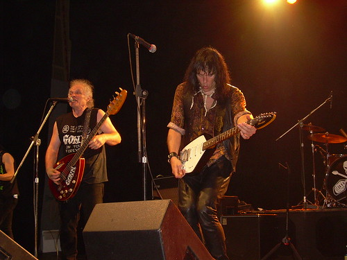 the fuzztones gonn primitive-24 ottobre 2008 live 8 - fanzine