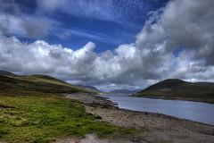 Highlands of Scotland - 11 (www.bazpics.com) Tags: sea sky cloud mountain lake green beach river photography scotland highlands scenery stream hill scottish valley barry loch picturesque oneil bazpics wwwbazpicscom