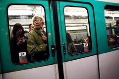 [work in progress] - social noise #6 (morning lord) Tags: street paris france set underground subway metro workinprogress metropolitain francia reportage parigi metrolife morninglord socialnoise davidegreco lecharmediscretedeparis