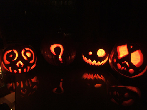 Smith Family Jack O Lanterns - Round 2