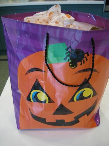 Halloween goodies from Annie