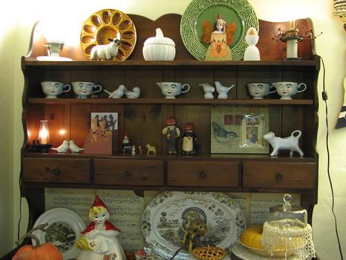 Thankful cupboard