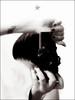 Autoritratto in B/N (Aryvanille) Tags: portrait bw selfportrait blackwhite bn autoritratto arianna ritratto biancoenero artcafe kubrickslook artcafedomidoexhibitionscomein