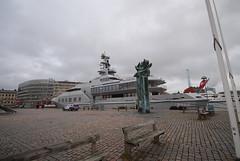 M/Y Skat (hkkbs) Tags: göteborg ship sweden yacht gothenburg sigma 100views 400views 300views 200views sverige 500views westcoast luxury cruiser västkusten nikond200 1020mmf456exdc