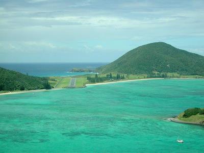 Tioman Island airstrip