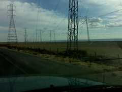 More Power Lines on the I-5 (cabrillo1542) Tags: california centralvalley interstate5