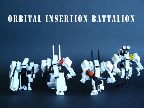Orbital Insertion Battalion
