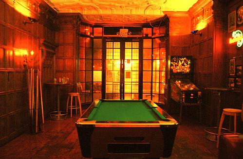 Pool Table in San Francisco .