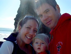 The Hearns at the beach (helenjane) Tags: muirwoods muirbeach thehearns noralea
