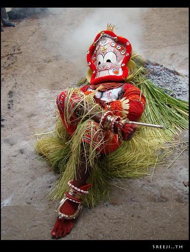 പൊട്ടന് തെയ്യം / Pottan Theyyam