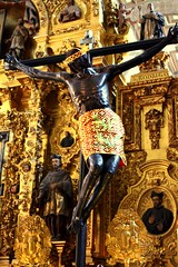 Crucifix of Black Jesus
