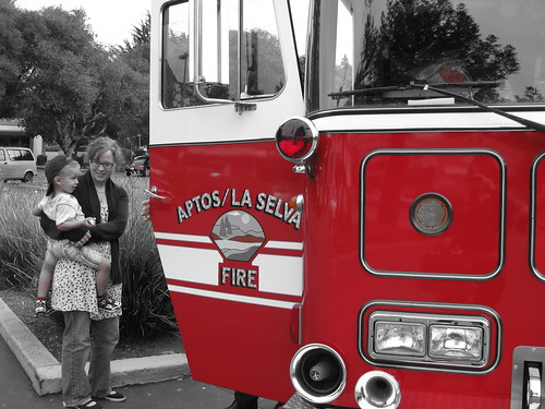 Gabriel Fire Truck