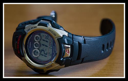 Casio G-Shock GW500A-1V