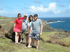 Lane Family at Nakalele Point (angiejoymason) Tags: point nakalele