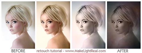 From Light to dark photoshop tutorial