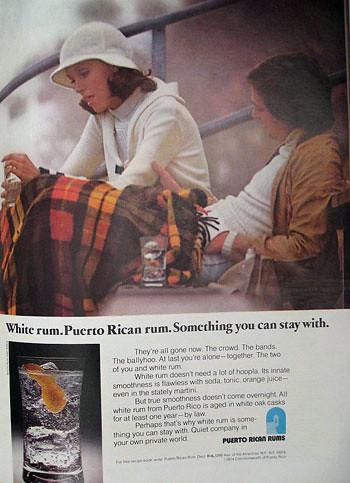 Puerto Rican Rum 1