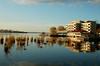 Siutghiol Lake - Mamaia, Constanta (hope0040) Tags: sunset lake reflection romania constanta waterreflection photofaceoffwinner pfosilver 2ndchancechallenge qualitypixels yourcountry hairygitselite pregamewinner