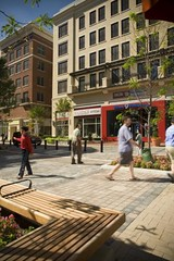 Rockville Town Square (by: Dan Cunningham, courtesy of Congress for the New Urbanism)