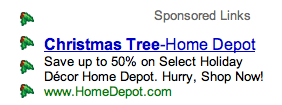 Google AdWords During Holidays