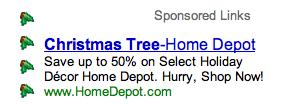 Google AdWords During Holidays