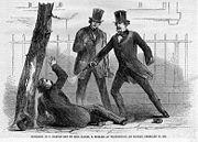 Sickles homicide Harpers Weekly Frederick History