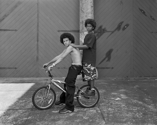 Javie and Omar, 2004