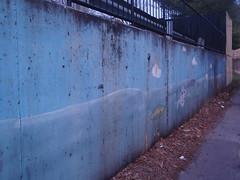 dirty mural