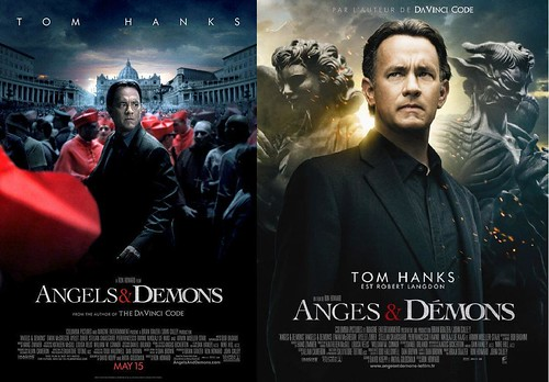 tom hanks angels and demons movie