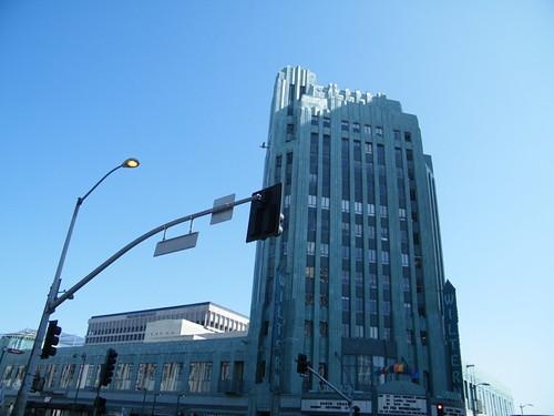 Down town LA
