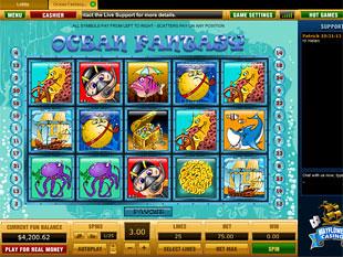 Ocean Fantasy slot game online review