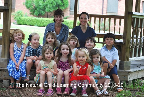 The Natural Child Learning Community 2010-2011