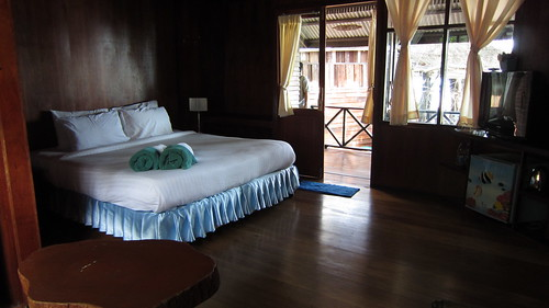 Koh Samui Kirati Resort - Deluxe Hut サムイ島キラチリゾート デラックスハット (8)