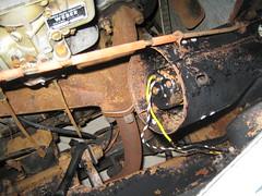 Fiat 1100 TV Sport Boano (Classic Virus) Tags: fiat 1100 tv sport boano 1956 giannini restoration michelotti coachbuild 1955 1056 turismo veloce 103 italy fiat1100