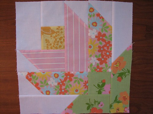 Layer Cake QAL: Block 8