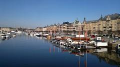 Strandvgen (skumroffe) Tags: sweden stockholm strandvgen djurgrdsbron djurgrdsbrunnskanalen strandbrygganseaclubstrandbryggan