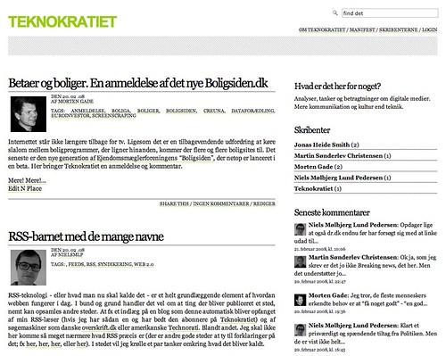 Teknokratiet.dk