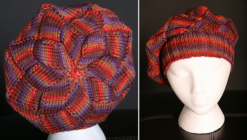 Free Knitting Patterns For Hats In The Round : Ravelry: Natalies Hat pattern by Alissa Barton